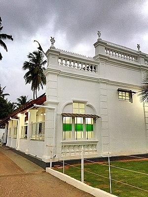 Udayar Thoppuwa Mosque Dheen Junction Negombo Sri Lanka