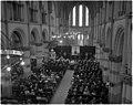 Uitvaart deken mgr. J.H. Niekel, Sint-Ignatiuskerk Rotterdam - NL-RtSA 4121 1567-01.jpg