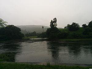 Ulhas River - Image: Ulhas River