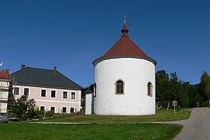 Ulrichsberg - Image: Ulrichsberg Michaelskapelle Außen 3