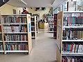 Ulriksdalsskolans bibliotek från insidan.jpg