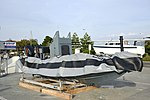 Un bateau pneumatique Zodiac dégonflé (2).JPG