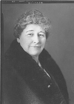 Una B. Herrick - Una B. Herrick, Merrill G. Burlingame Special Collections, Montana State University Library