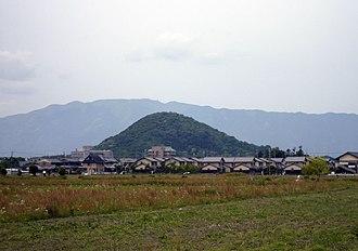 Kashihara, Nara - Mount Unebi, one of Yamato Sanzan