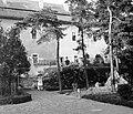 Ungvár, a Vár a várfalakon belülről nézve. Fortepan 6152.jpg