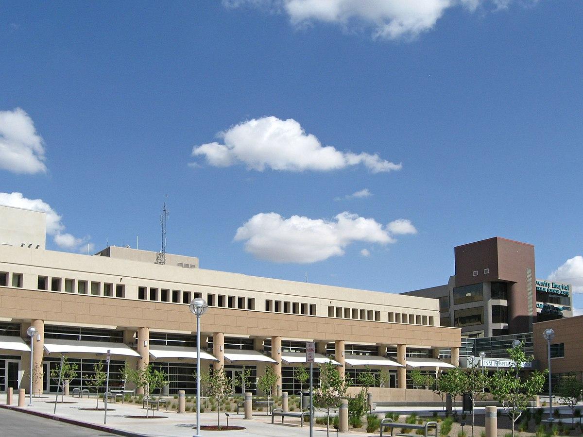 University Of New Mexico Hospital Wikipedia