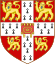 Wappen der Universität Cambridge