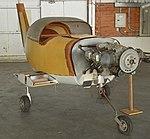 Unknown American homebuilt aircraft -2 (40288518211).jpg