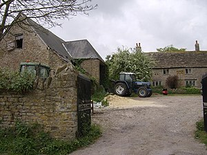 Yetminster - Upbury Farm, Church Street