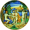 Urbino Judgement of Paris.jpg