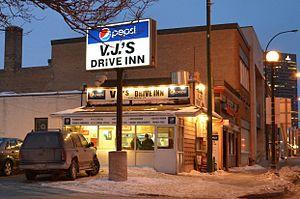 VJ's Drive Inn - VJ's Drive Inn
