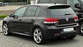 VW Golf VI 1.4 TSI R-Line rear 20100902.jpg