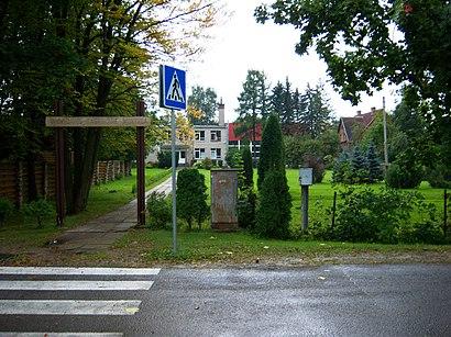 How to get to Kauno Vaišvydavos Vidurinė mokykla with public transit - About the place