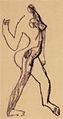 Vajda Lajos - 1937 - Lépő akt.jpg