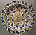 Valencia, piatto con stemma, 1470-80.JPG