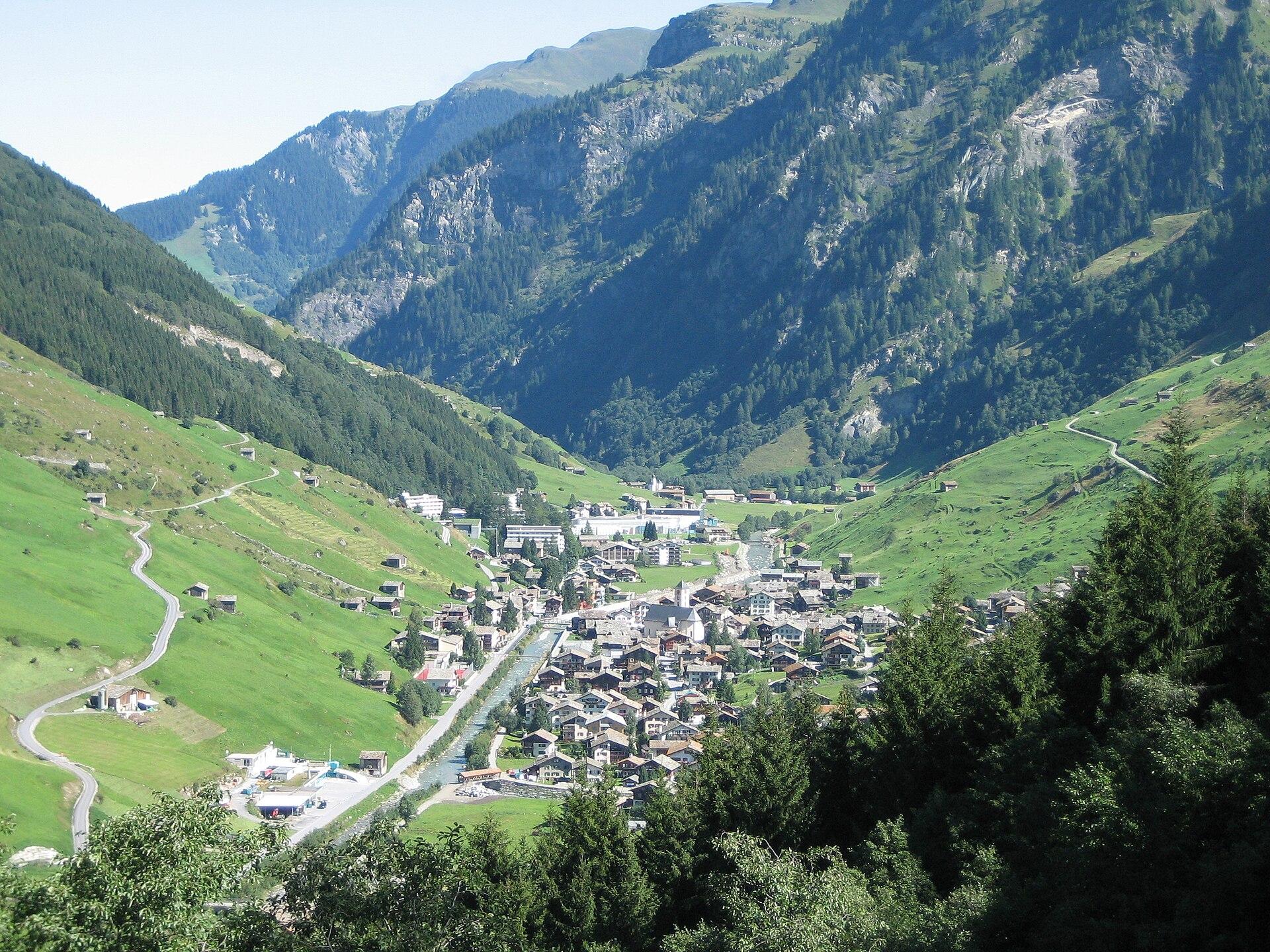 vals  svizzera