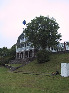 Gales Ferry, Connecticut United States historic place