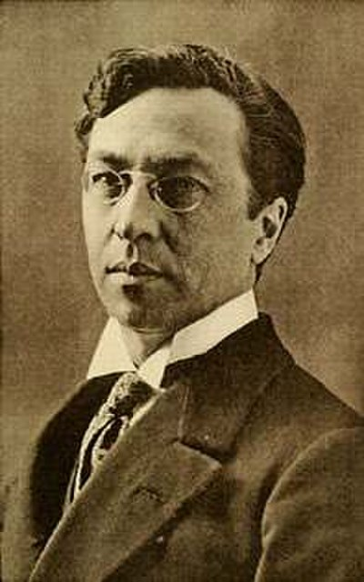 Picture of an author: Wassily Kandinsky