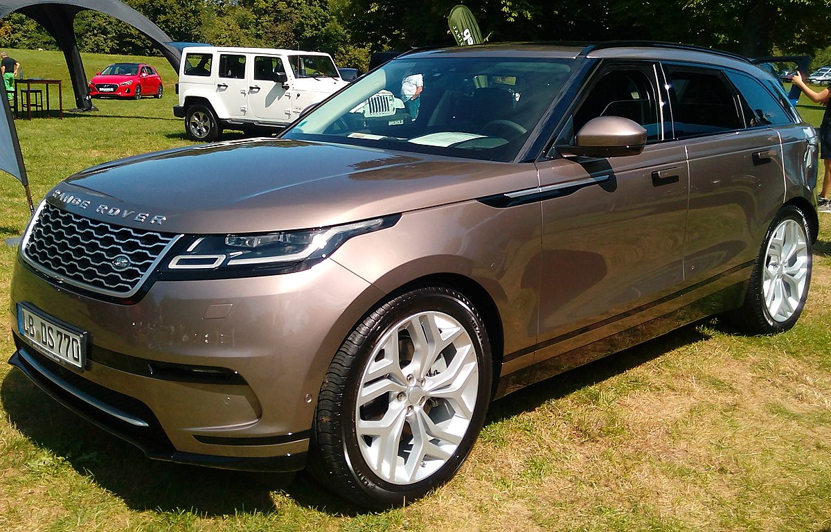 land rover range rover velar wikipedia. Black Bedroom Furniture Sets. Home Design Ideas