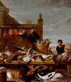 Vendedor de Peixe (séc. XVII) - Frans Snyders, attrib. (Palácio Foz).png