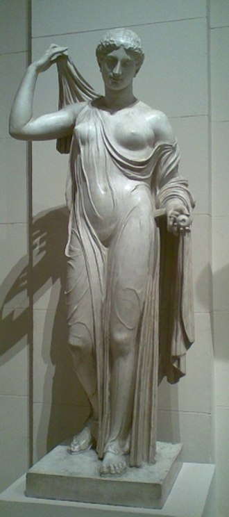 Callimachus (sculptor) - The Venus Genetrix, sometimes attributed to him.