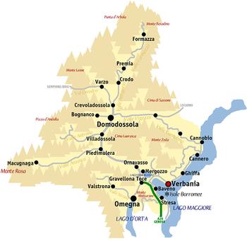 Provincia del Verbano-Cusio-Ossola - Wikipedia
