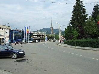 Vișeu de Sus - Image: Vişeu de Sus, třída