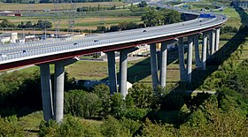 Image illustrative de l'article Autoroute A432 (France)