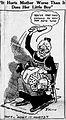 Vic editorial cartoon about Ohio spanking Taft.jpg