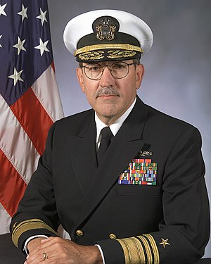 Phillip Balisle - Vice Adm. Phillip Balisle