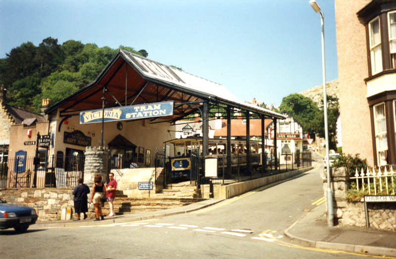 File:Victoria Tram Station, Llandudno - scan01.png