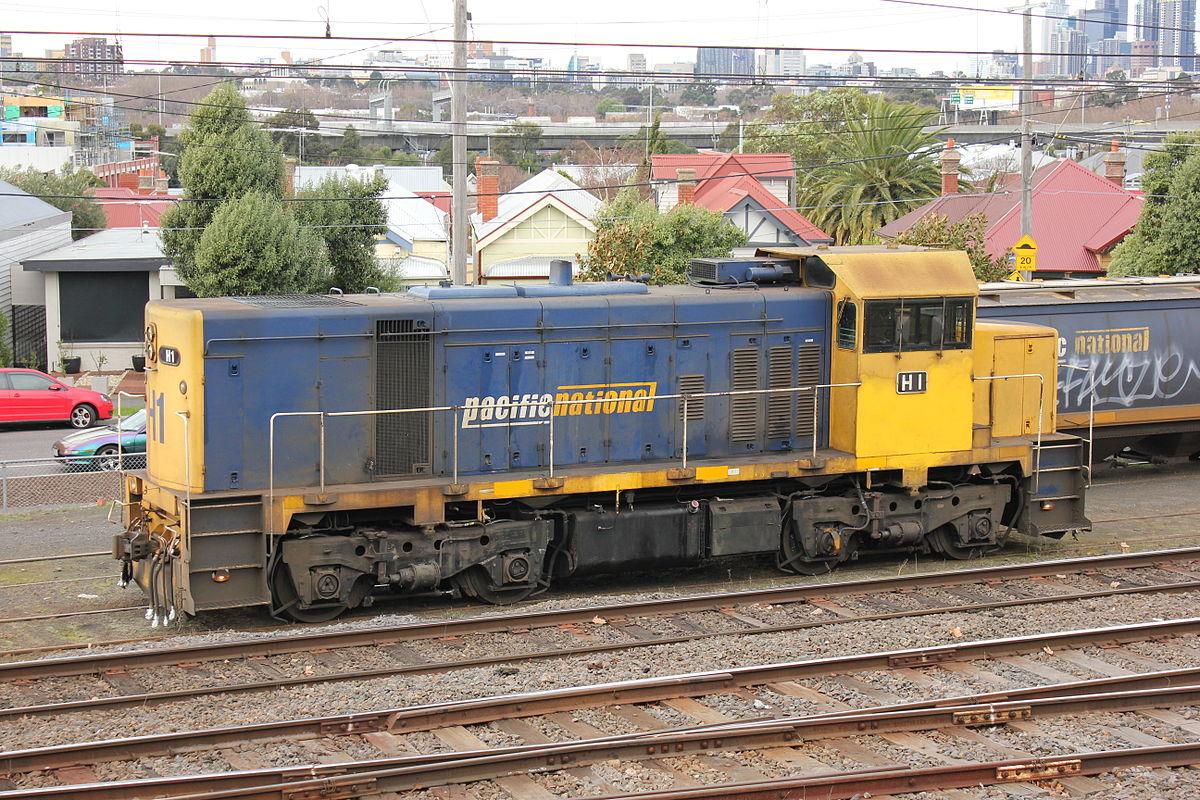 Victorian Railways H Class Diesel Wikipedia