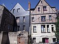 Vieux Tours,33, 35 rue Colbert, cours intérieures XVe et XVIe siècle.jpg
