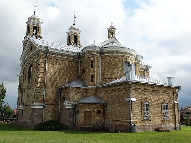 Vievio bažnyčia