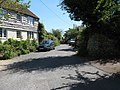 View east along Hog Lane Amberley - geograph.org.uk - 1333799.jpg