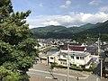View from Asahimori Shrine near Fukuyoshi Shiosai Park (southeast).jpg