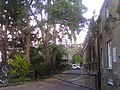 View from Little St Mary's Lane towards Peterhouse - geograph.org.uk - 525566.jpg