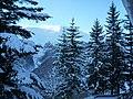 View from Pleven hut,от х.Плевен-вр.Млечен чал - panoramio.jpg