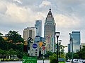 View of Taipei, Taiwan skyline from Sun Yat-sen Memorial Hall.jpg