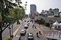 View of Zhongqing Road near Hankou Road, Taichung 14.jpg