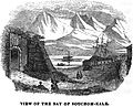 View of the Bay of Souchom-Kale. Travels in Circassia, Krim-tartary, &c.jpg