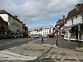 View towards Market Square, Westerham - geograph.org.uk - 1053788.jpg