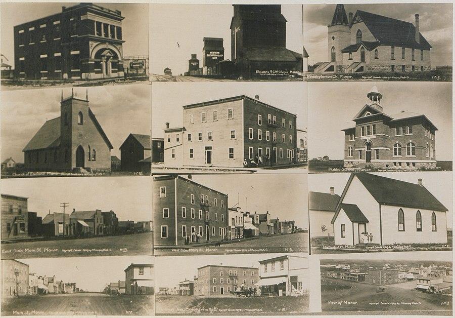Manor, Saskatchewan