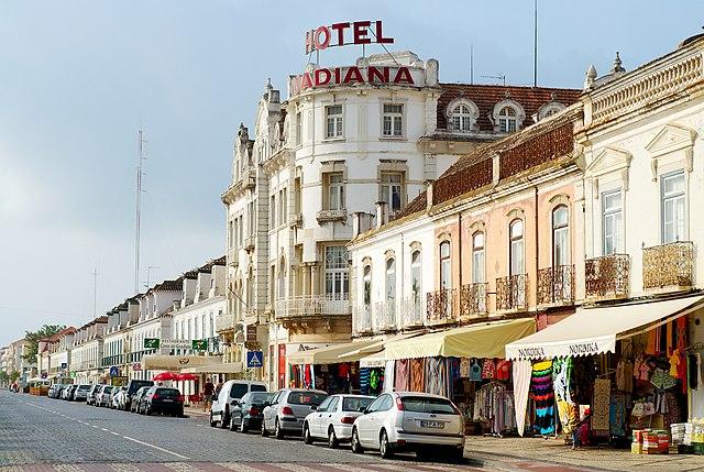 Hotel Vila real santo antonio