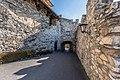 Villach Landskron Schlossbergweg 30 Burgruine Torbau 25102018 5170.jpg
