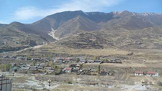 Jiuzhaigou County County in Sichuan, Peoples Republic of China