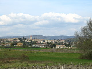 Villeneuve-de-Berg Commune in Auvergne-Rhône-Alpes, France