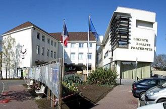 Villepinte, Seine-Saint-Denis - Villepinte town hall