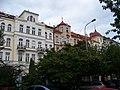 Vinohrady, Dykova 19 - 23.jpg