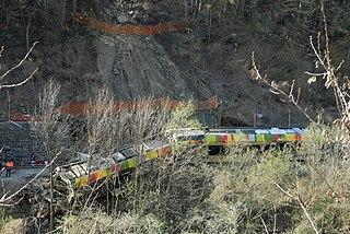 Merano derailment 2010 railway accident in Italy